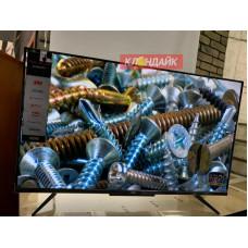 TCL 43P717 безрамочный экран, металлический корпус, 4К Ultra HD, HDR 10, настроенный Smart TV