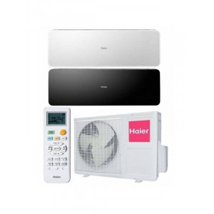 Haier AS09NS5ERA/1U09BS3ERA Lightera inverter (чёрный/белый/бежевый)